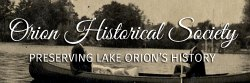 Orion Historical Society