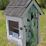 Little Library at the Orion Center