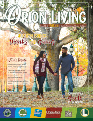 Orion Living No 10 - Cover Image