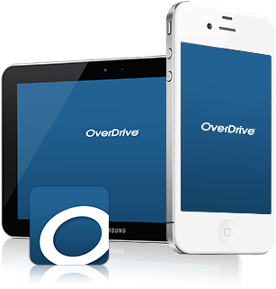 Tablet / Smartphone featuring OverDrive
