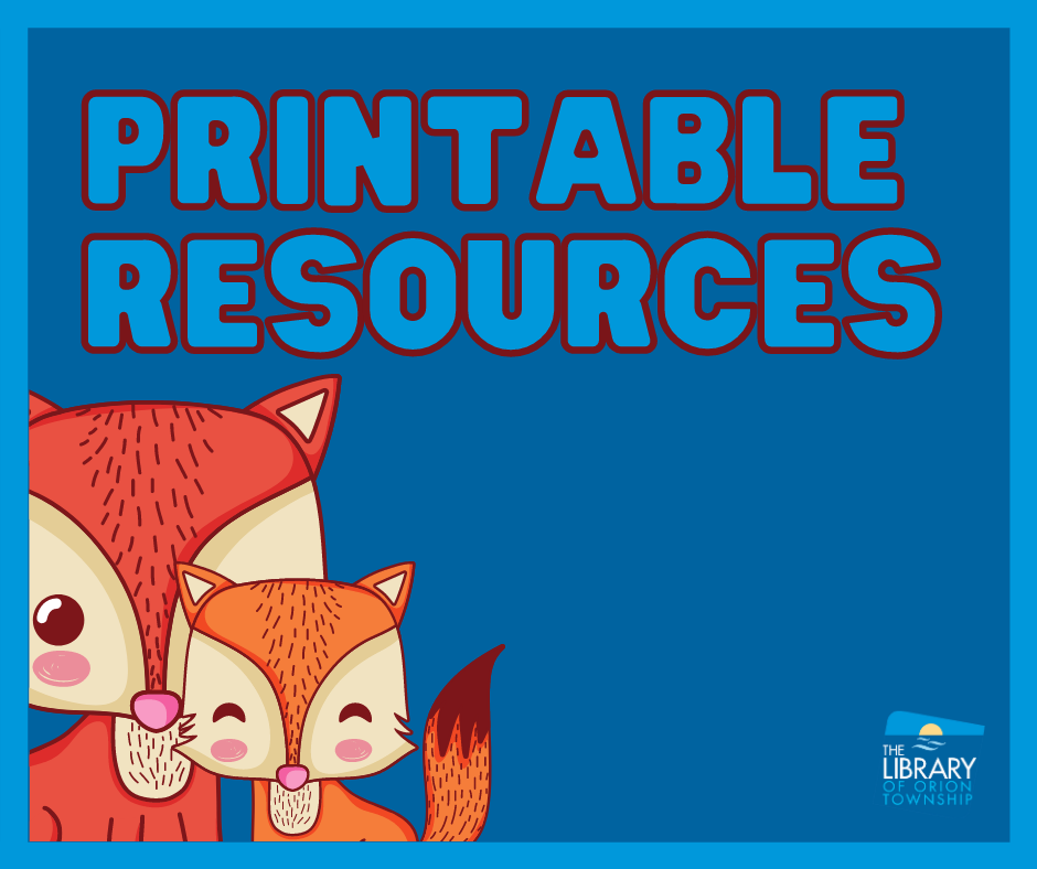 Printable Resources