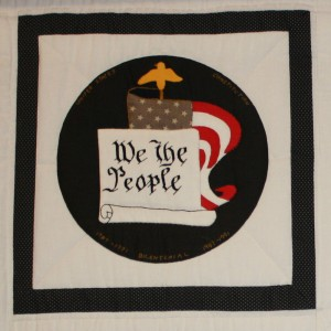 Block 1 - We the People