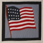 United States Flag - 1837