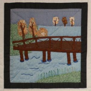 Bridge to Park Island