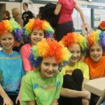 Rainbow Wigs