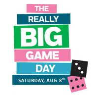 The Really Big Game Day - Sat, Aug 8, 2015