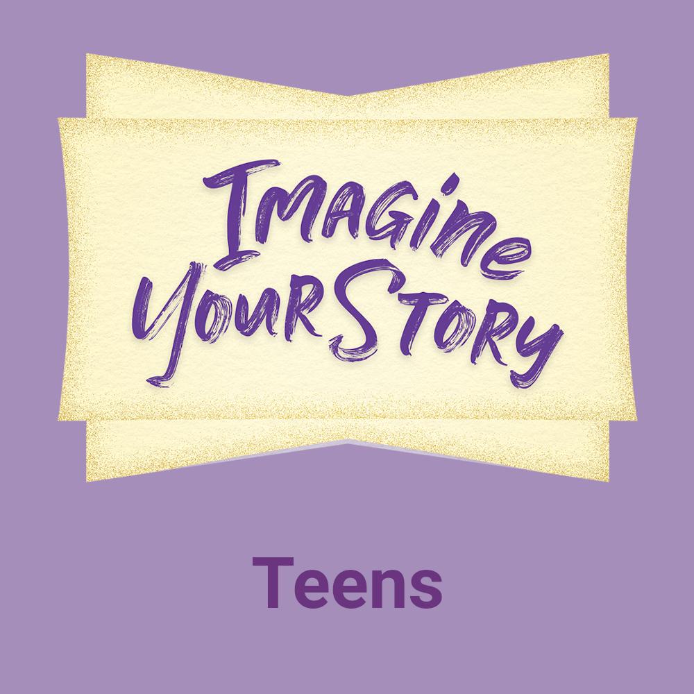 Summer Reading Logo - Teens