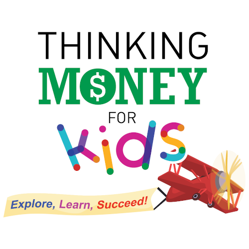 Thinking Money for Kids - Logo