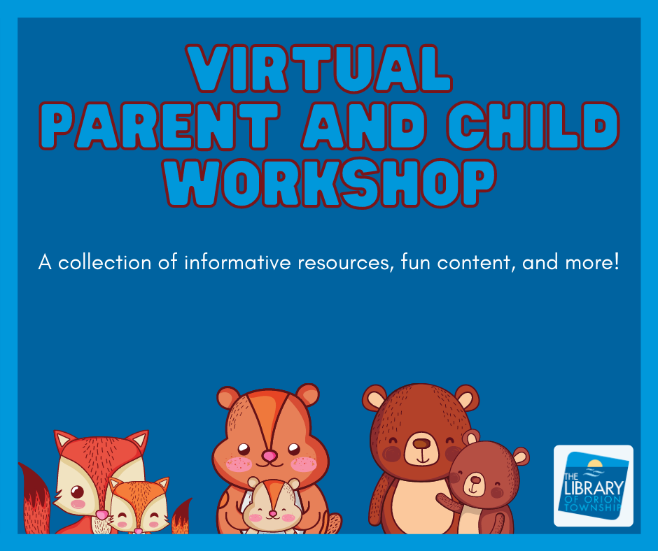 Virtual Parent and Child Workshop - Logo