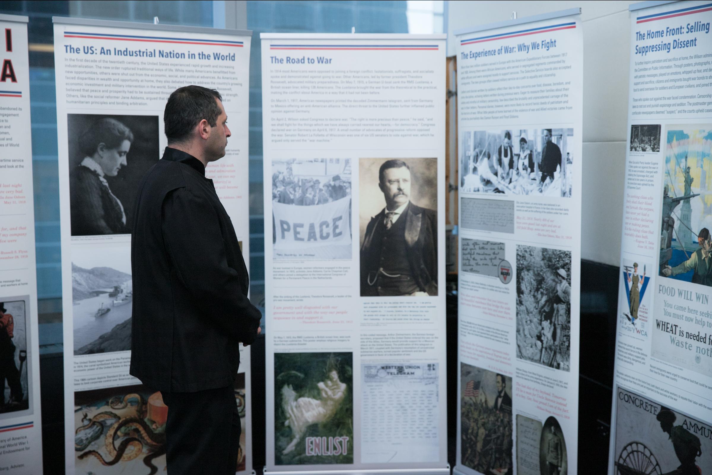 WWI Exhibit