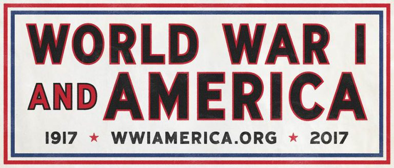 World War I and America - Banner