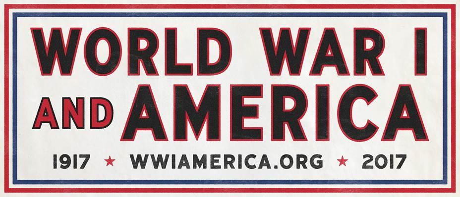 World War I and America - Logo